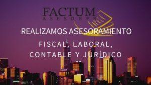 Asesoramieno fiscal